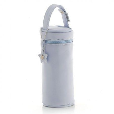 Porte biberon Bleu Mate Isotherme