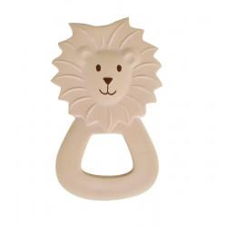 Anneau de dentition Lion caoutchouc naturel-detail