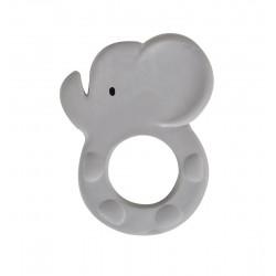 anneau de dentition Éléphant caoutchouc naturel-detail