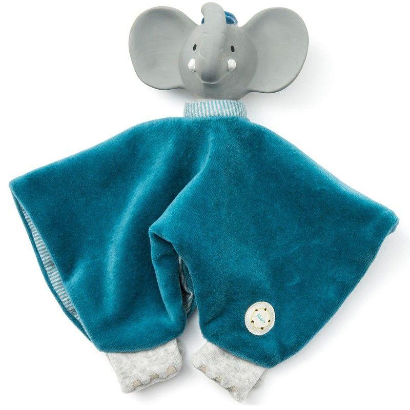Doudou Elephant Bio personnalisable