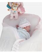 Nid d'ange tricot bébé : Achat pour la naissance : LAtelier de maman.